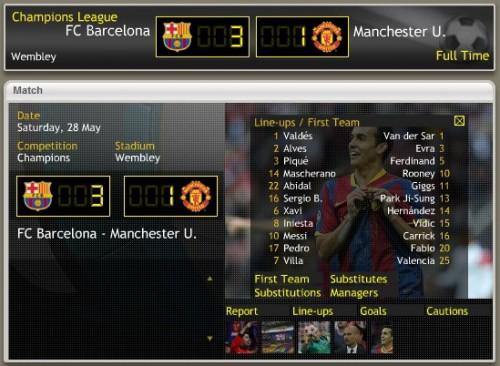Barca Juara Liga Champions Eropa 2010-2011