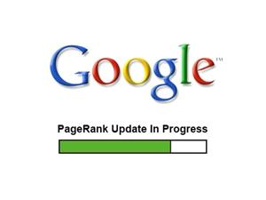 Google pagerank update Oct 2011
