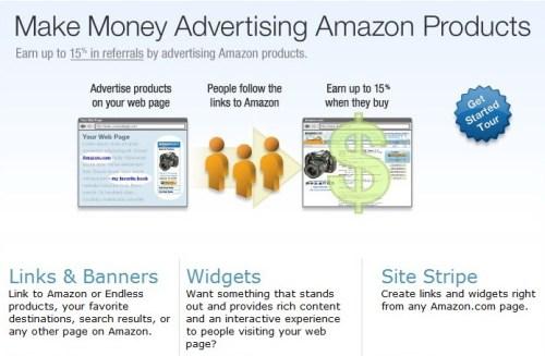 Program Afiliasi Amazon
