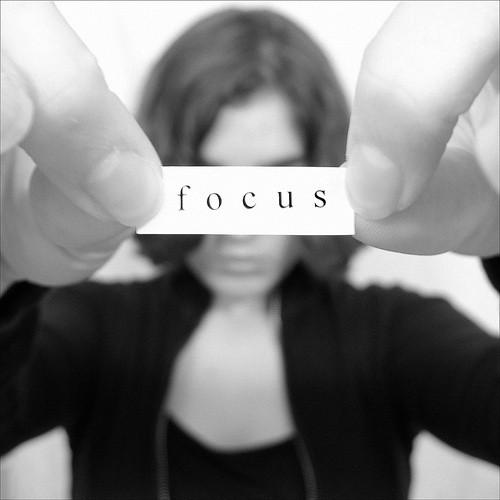 Fokus adalah Kunci Sukses dalam Bisnis Anda
