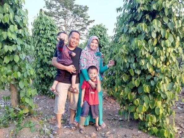 Keluarga Detamorfosis
