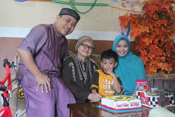 Ulang Tahun Ke-6 Messiasta Ahmady Batara Tadda