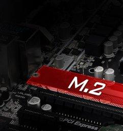 ultra m 2 32 gb s pcie gen3 x4 sata3  [ 1920 x 750 Pixel ]