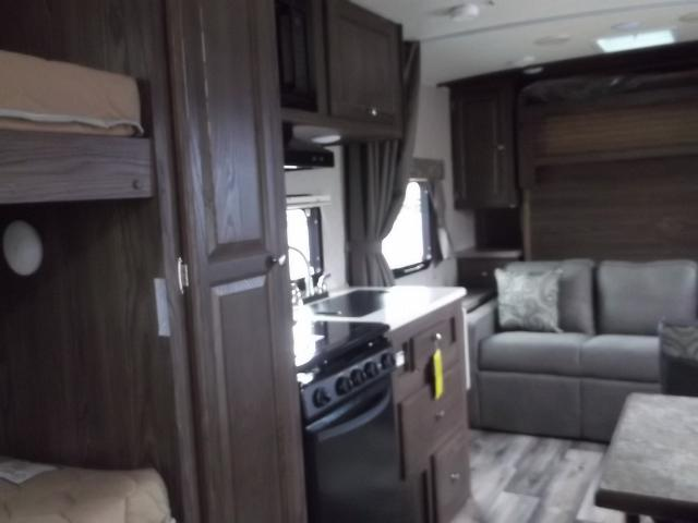 2017 Micro Lite 23LB Travel Trailer with Murphy Bed and Bunks