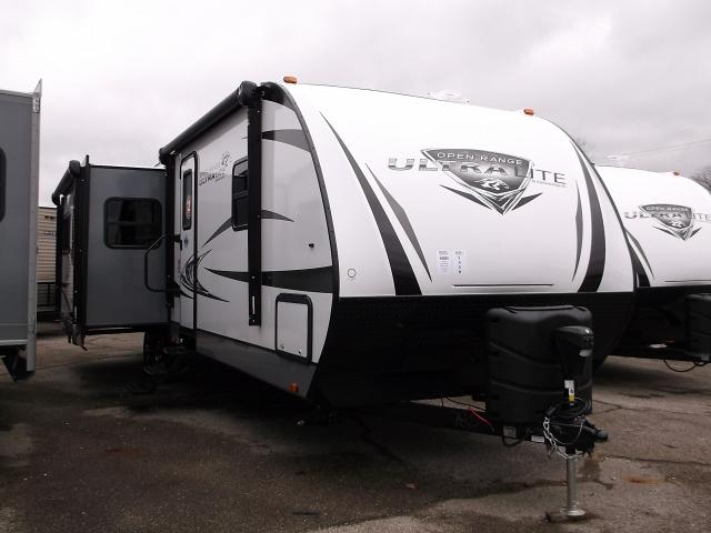 2017 Open Range Ultralite 2910RL  Rear living room travel