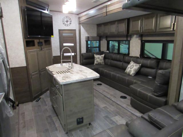 used kitchen on wheels for sale outdoor with green egg 2018 open range 3x 427bhs bunkhouse fifth wheel