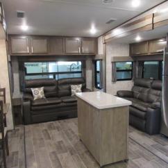 Craigslist Kitchen Island Do It Yourself Countertops 2018 Open Range Roamer 337rls Rear Living 5th Wheel With ...