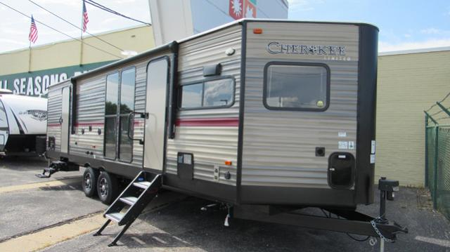 front kitchen travel trailer large mats 2019 cherokee 274vfk v nose for sale floorplan