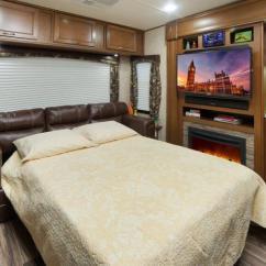 Used Kitchen On Wheels For Sale Drop In Sink New 2017 Open Range Roamer 323rls Travel Trailer With King ...
