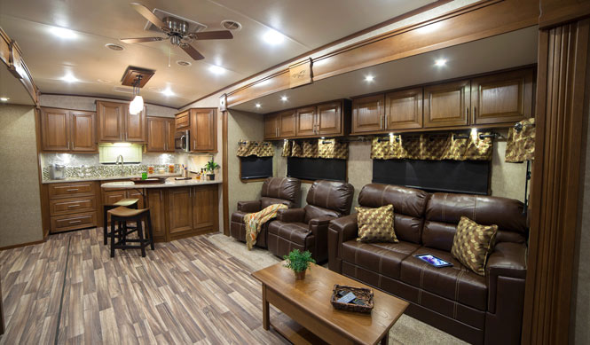 Open Range 3X 388RKS Fifth Wheel for Sale  All Seasons RV