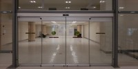 Commercial Sliding Glass Entrance Doors