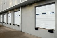 Insulated Commercial Garage Doors | ASSA ABLOY