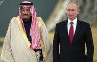 بوتين يطلع العاهل السعودي على لقائه مع بشار الأسد