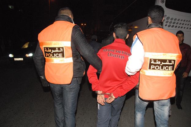 أمن مراكش يوقف شخصا بتهمة الاعتداء وسرقة سائحة أجنبية