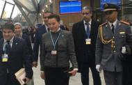 الأميرة للا حسناء تمثل جلالة الملك في مؤتمر كوب 23