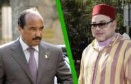 ولد عبد العزيز يهنئ الملك بمناسبة عيد الإستقلال