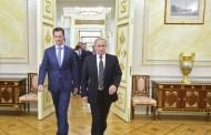 بشار الأسد يطير إلى روسيا لهذا السبب
