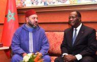 الملك محمد السادس يطير إلى الكوت ديفوار  لهذا السبب
