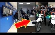 بالفيديو.. إطلاق الخط 19 بتمارة وتفاعل كبير من المواطنين مع الشرطة في الشارع