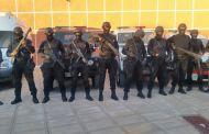 هكذا يستعد رجال الأمن بالمدينة الحمراء لترتيبات احتفالات رأس السنة