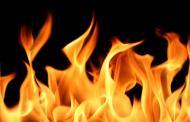 النيران تلتهم مهاجر مغربي داخل كوخ باسبانيا