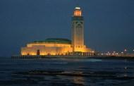 مسجد الحسن الثاني يطفئ أضواءه السبت المقبل تضامنا مع البيئة