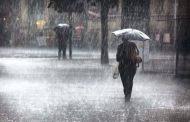 الأرصاد الجوية: زخات مطرية بالعديد من المناطق اليوم الأحد