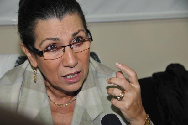 لويزة حنون: علينا التخلص من النظام السياسي بالجزائر وإرجاع الكلمة للشعب