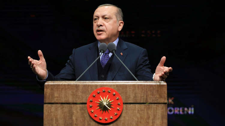أردوغان يعلن فوزه في الانتخابات الرئاسية التركية