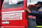 وفاة عامل نظافة بعد سقوطه من فوق شاحنة لجمع النفايات بأولاد تايمة