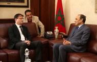 رئيس مجلس النواب يستقبل سفير البوسنة والهرسك بالمغرب المقيم في مدريد
