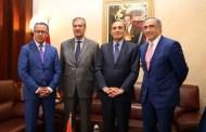 خلال استقباله من طرف رئيس مجلس النواب... رئيس برلمان مجموعة دول الأنديز يؤكد أن برلمان المجموعة أصبح على دراية كاملة بالنزاع المفتعل حول الصحراء المغربية