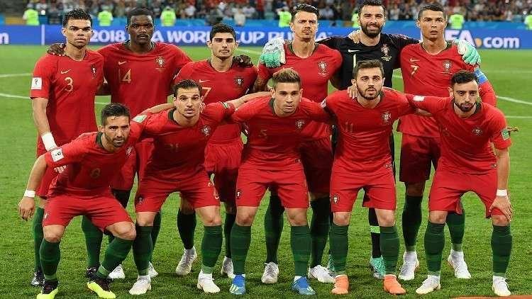رونالدو خارج تشكيلة المنتخب البرتغالي