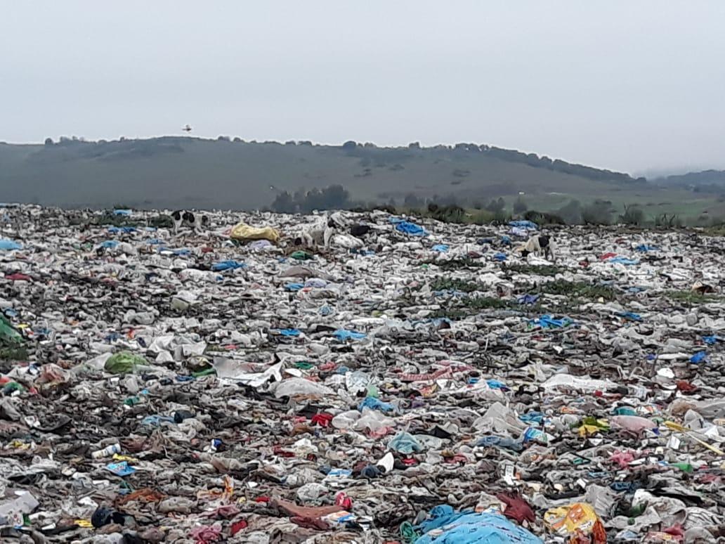 سيدي قاسم: مطرح النفايات بجماعة عين الدفالي يهدد صحة الساكنة