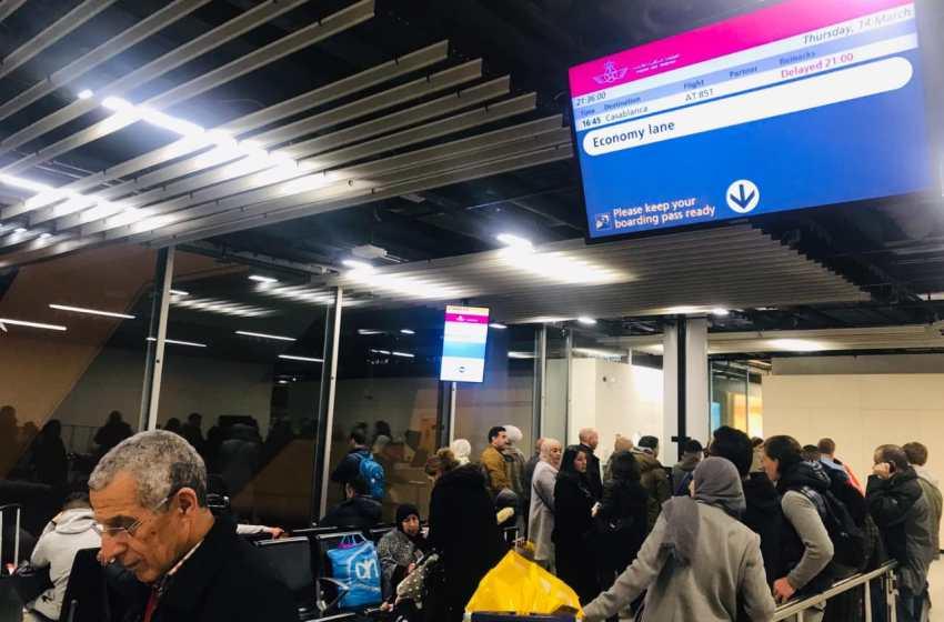 الإتحاد الأوروبي يدعو إلى تجنب السفر غير الضروري بين دوله