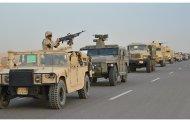 الجيش المصري يقتل شخصين اثنين أثناء محاولتهما استهداف نقطة أمنية في جنوب سيناء