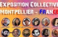 رحلة من المغرب إلى فرنسا .. معرض تشكيلي بمشاركة نخبة من الفنانين المغاربة