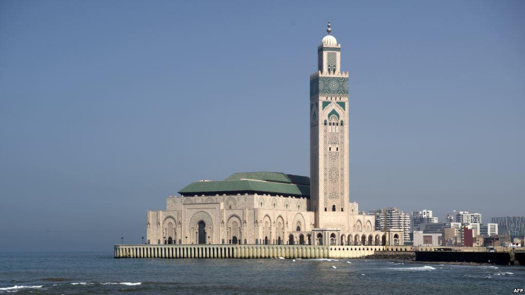 حمامات مسجد الحسن الثاني في حلة جديدة بعد تهيئتها وتجديدها