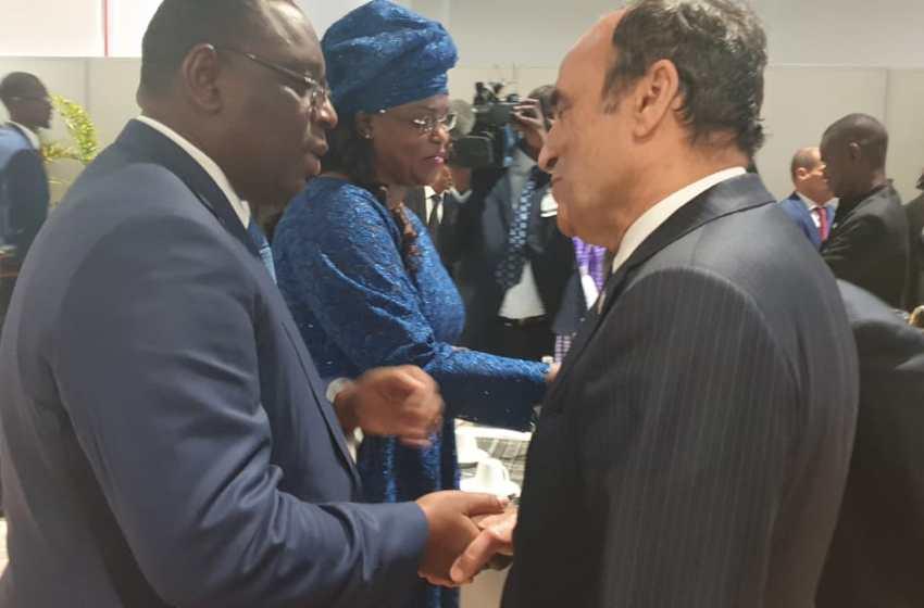 """المالكي يشارك في مراسم تنصيب الرئيسي السنغالي """"ماكي سال"""""""