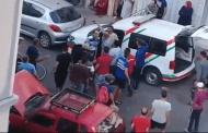 بالفيديو | الدار البيضاء: مجرمون يعتدون على رجال الشرطة بحي رميلة ..والرصاص يلعلع دفاعا عن النفس