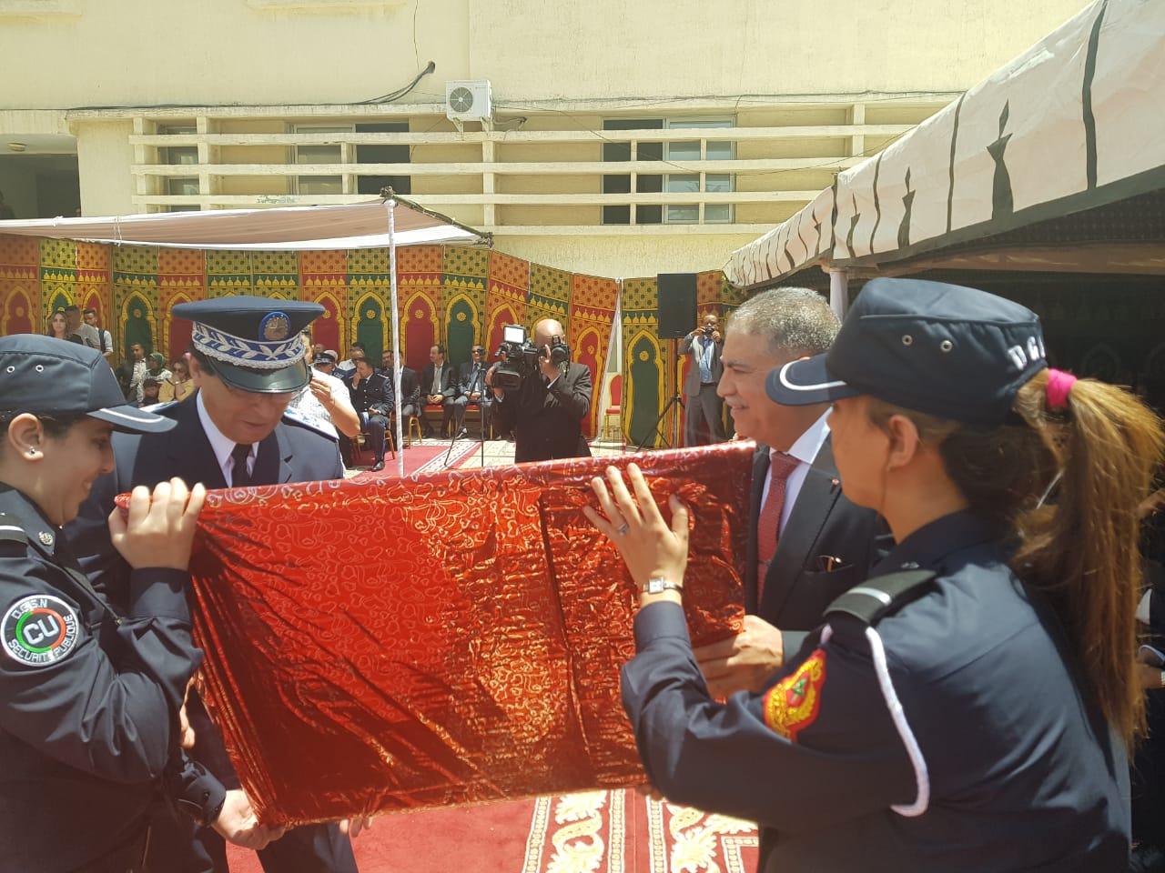 الأمن الوطني بإقليم سيدي سليمان يحتفل بذكرى التأسيس