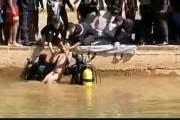 انتشال جثة الشاب الهالك ضحية غرق