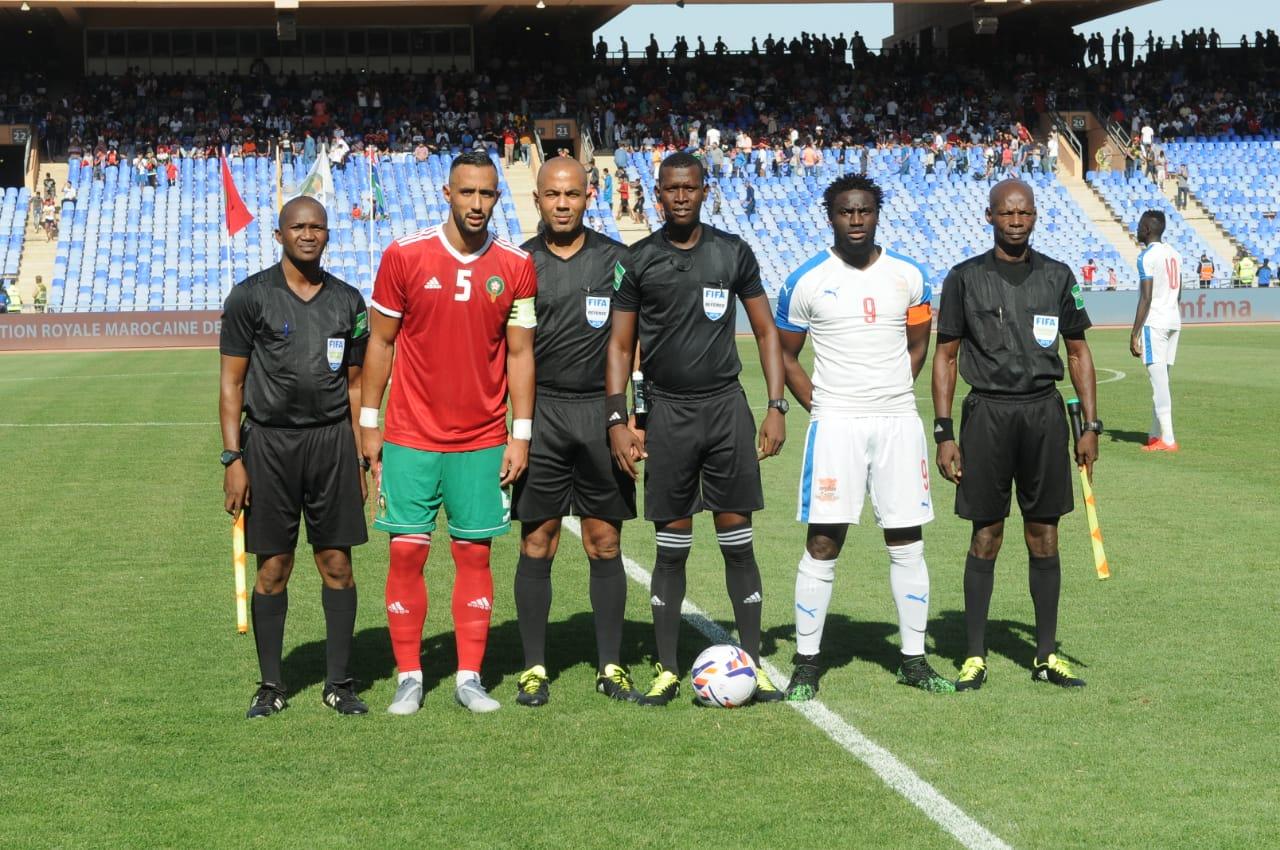 أسود الأطلس يتعثرون أمام زامبيا في ثاني المباريات الودية قبل