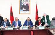 محمد الأعرج يوقع اتفاقية شراكة لإحداث دار الإعلام بالحسيمة