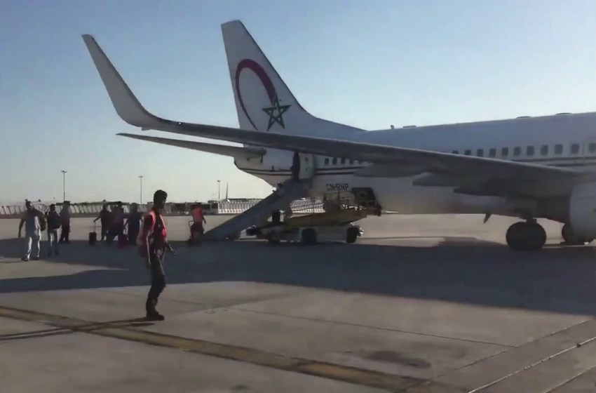 اعادة المغاربة العالقين بتركيا .. 3 طائرات تحط الرحال بمطار وجدة أنكاد