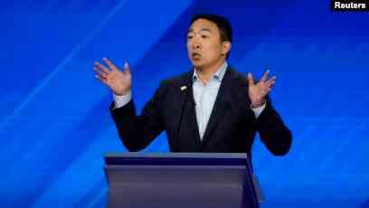 مرشح لرئاسة أمريكا يرغب في دفع ألف دولار شهريا للأميركيين