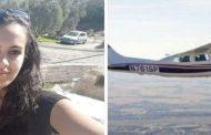 العثور على جثة الربانة المغربية التي اختفت طائرتها في كندا