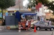 طنجة.. مطعم عشوائي وسط الطريق العام بـ