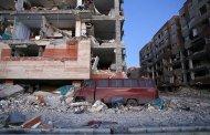 ارتفاع حصيلة زلزال إيران إلى أكثر من 500 مصاباً