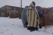 بولمان: عزلة وفقر... هكذا يئن سكان جبال الأطلس تحت وطأة البرد القارس